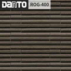 [DANTO] 단토타일 로그보더 ROG-400 블랙 (0.95㎡/box)