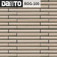 [DANTO] 단토타일 로그보더 ROG-100 화이트 (0.95㎡/box)